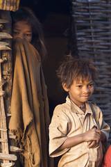 Baiga people (wietsej) Tags: baiga people sony sonydslra100 a100 zeiss sal135f18z 135 18 tribal rural village maikalhills chhattisgarh india