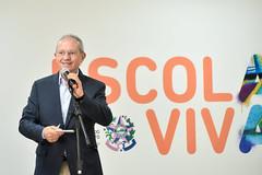 Inauguração da Escola Viva Profª Maura Abaurre (Governo do ES) Tags: escola viva paulo hartung espírito santo educação es