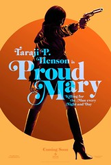 WATCH: First Trailer for 'Proud Mary' Starring Taraji P. Henson