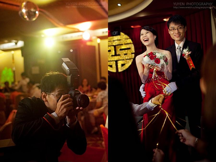 [婚禮紀錄-Yen] 台中永豐棧