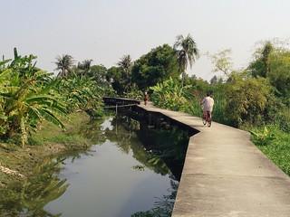 nonthaburi - koh kret - thailande 2
