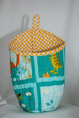 Storage Pod (picperfic) Tags: fluffnstuff picperfic bags sewing handmade lovefrombeth beth studley storage pod