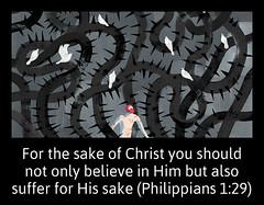 Philippians 1:29 (joshtinpowers) Tags: philippians bible scripture