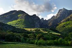 Soirée Lumineuse (davidpemberton78) Tags: lhérault languedocroussillon mountains spring light clouds lecaroux tarassac lesgorgesdhéric scenery landscape
