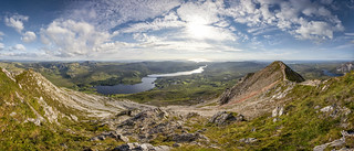 """Mt Errigal Summit View"""
