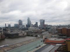 Rooftop view from The Switch House, Tate Modern, London SE1 (John Steedman) Tags: rooftop 110southwarkst london se1 southwark uk unitedkingdom england イングランド 英格兰 greatbritain grandebretagne grossbritannien 大不列顛島 グレートブリテン島 英國 イギリス ロンドン 伦敦