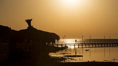 IMG_6751 (radomirmor) Tags: kalawy sunset beach sea sun sigma 14extender kenko 6d canon