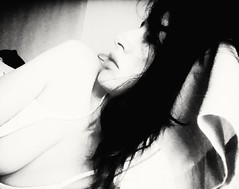 Sister of #alfredhitchcok (heidyLean) Tags: alfredhitchcok sister parents suspense blackandwhite hardcore hitchcok creepy selfportrait scaryportrait blackportrait portrait portraits eroticchaospoems eroticportrait model notmodel animal woman flickrportrait heidylean heidy sunday midnight