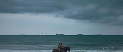 Dunkirk (nshrishikesh) Tags: dunkirk marina marinabeach chennai landscape ships men photography photographer minimalism minimalistic beach shore blue aqua