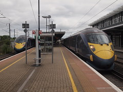 High Speed Sunday (Rail and Landscapes) Tags: class 395
