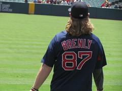 IMG_4398 (Dinur) Tags: baseball majorleaguebaseball mlb redsox bostonredsox angels laangels losangelesangels