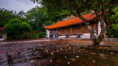 Mai An Tiem Temple (=Heo Ngốc=) Tags: nature old place nam landscape green history sky viet wood travel tourism structure temple famous buddha building built bai architecture asia asian china cloud culture cloudscape ancient mai an tiem nga son