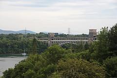 Britannia Bridge (Bad Wolf Babe) Tags: lindajenkins britanniabridge bridge