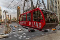 Roosevelt Island Tram (XCFloresX) Tags: newyork newyorkcity nyc manhattan rooseveltisland rooseveltislandtram queensborobridge