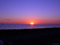 fuscaldo (DFG ph) Tags: mare sunset sea water acqua cielo sky tramonti calabria