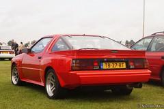 1988 Mitsubishi Starion EX Turbo Intercooler (NielsdeWit) Tags: nielsdewit japan classic sunday gemert 2017 tb27rt mitsubishi starion turbo intercooler