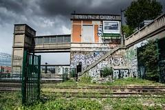 Paris, petite ceinture, 8 (Patrick.Raymond (3M views)) Tags: paris tag urbex hdr petite ceinture rail ratp sncf nikon train