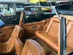 1972 Citroen SM Presidentielle 2.7Litre V6 & 5 Speed manual Gearbox (mangopulp2008) Tags: conservatoirecitroën aulnay sous bois france andre citroen sm 1972 presidentielle 27litre v6 5 speed manual gearbox henri chapron