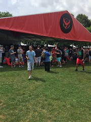 "Team Valor Tent at GO Fest • <a style=""font-size:0.8em;"" href=""http://www.flickr.com/photos/109120354@N07/35976913021/"" target=""_blank"">View on Flickr</a>"