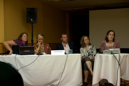 Forests: The 8th roundtable at RIO+20