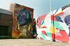 Colourful Washington (Georgie_grrl) Tags: graffiti streetart creative colourful mural baltimoreinvasion pentaxk1000 rikenon12828mm usa washington dc districtofcolumbia roadtripwithkarol