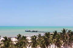 Playa de Riohacha (Juan Liévano) Tags: ocean water sand beach playa sea colombia mar guajira riohacha