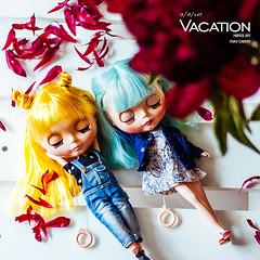 Hooray!!!Vacation♥