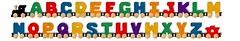 Buy Alphabet Letter, Wooden & Personalized Name Trains (alphabettrains) Tags: alphabet letter trains