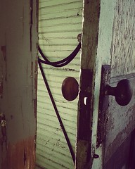 Don't open the door (katness1999) Tags: abandoned urban urbex decay decayed decaying lost forgotten forbidden place explore exploration urbanexploration