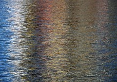 Watercolor (carlos_ar2000) Tags: abstracto abstract agua water color colour surreal reflected reflection reflejo onda wave surface pattern buenosaires argentina