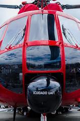 F-air colombia 2017 - Helicóptero MI-17 (monoblack) Tags: nikon d7000 medellin colombia avion helicoptero fac aerea mi17