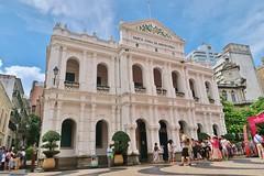 Santa Casa da Misericórdia Macau (namhdyk) Tags: macau asia worldheritage canon canong7x