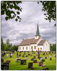 Hurdal kirke (Krogen) Tags: norge norway norwegen akershus romerike hurdal kirke church krogen fujifilmx100