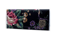 DSC_0407_ (Kitty Came Home) Tags: kittycamehome bifoldclutch clutch purse wallet slimwallet handmadeingoolwa handmadeinaustralia wellmade samade vintagefabric vintagefloral