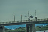 Checkpoint (ezguy1) Tags: helicopter action ny smithspoint drawbridge aviation aircraft sky cloudy fireisland