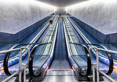 Municipio 1 (isnogud_CT) Tags: municipio ubahn ubahnstation rolltreppe neapel underground italien