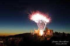_MG_0091_DxO2 (christophefbt) Tags: chauvigny atelier photo pose longue chateau évêques feu artifice vienne aquitaine nouvelleaquitaine france 86 fête nationale 14 juillet 1789 poitou poitoucharentes canon canon70d 70d night castle firework