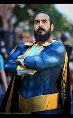 San Diego Comic Con International 2017 (Sam Antonio Photography) Tags: sandiegocomiccon costume cosplay comic blue editorial fantasy fan culture convention cartoon anime character posing model travel california samantoniophotography