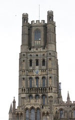 The impressive gothic tower of Ely Cathedral (Richard Holland) Tags: ely elycathedral cambridgeshire medieval gothic gothicarchitecture tower ecclesiastical cathedral