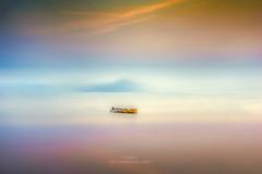 Calima 2 (Mariano Belmar Torrecilla) Tags: spain murcia losurrutias seascape board barca