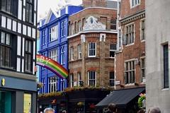 (Giramund) Tags: londonpride lgbt celebration colourful rainbow flag carnabystreet loveislove equality