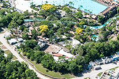 Typhoon Lagoon (CChard) Tags: aerial disney disneysprings disneyworld hollywoodstudios resort starwars toystory typhoonlagoon helicopter epcot espn sports stadium theme park