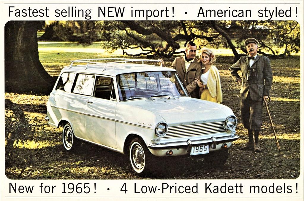 The worlds best photos of kadett and wagon flickr hive mind 1965 opel kadett caravan aldenjewell tags 1965 opel kadett caravan station wagon postcard sciox Choice Image
