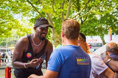Curaçao Pride (DOKTOR WAUMIAU) Tags: d7200 ishootraw nikon berlin csd csd2017 lightroom loveislove lovewins 35mm