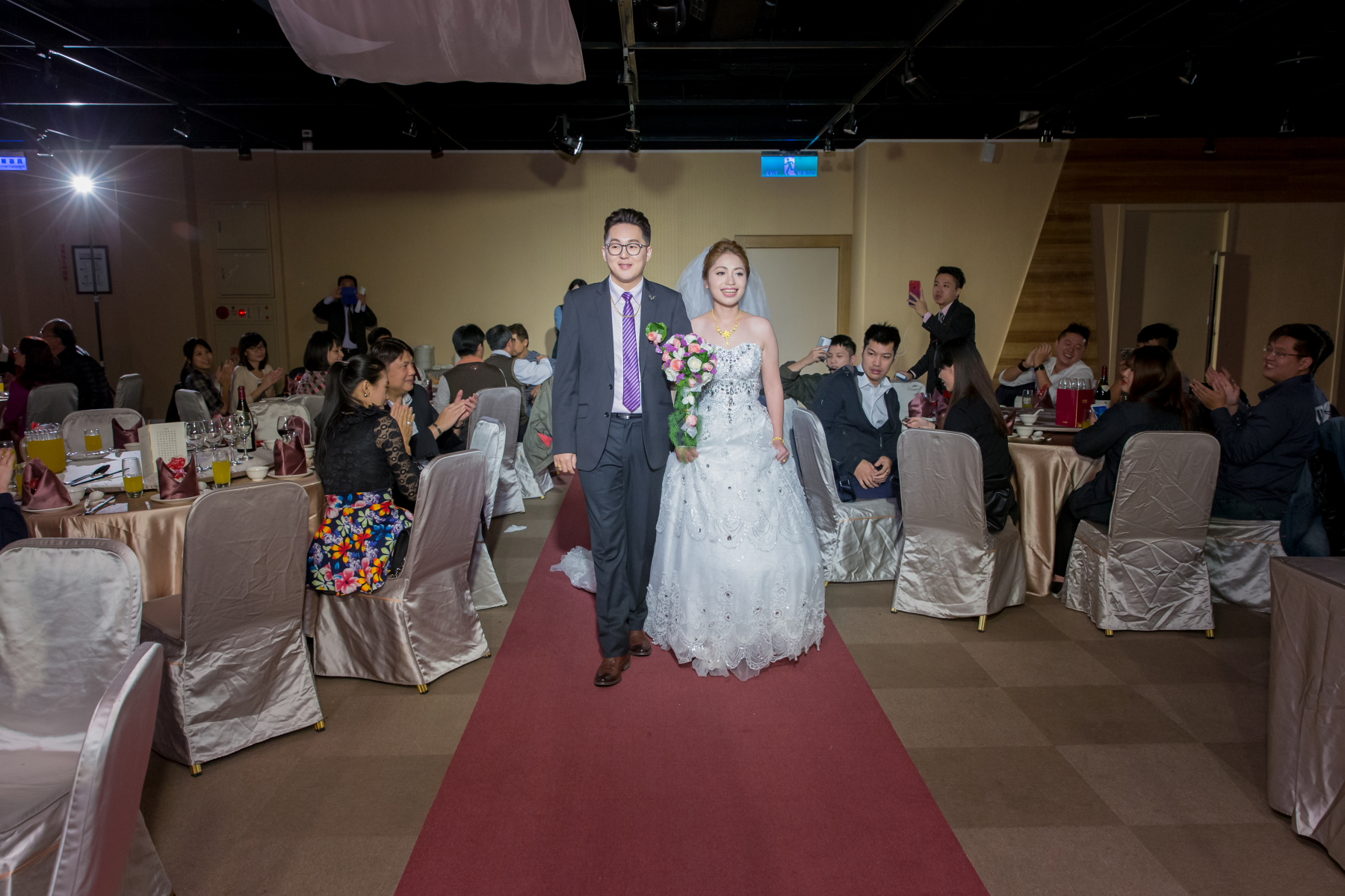 峻誌毓潔婚禮405
