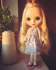 В поисках идеального наряда для блайз;) (tatyanaalexiv) Tags: winterishallure blythedoll blythe платьедляблайз блайз