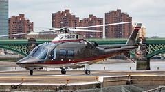G-HLCM - Agusta/Westland A109SP (Seán Noel O'Connell) Tags: heliport netjetslondonheliport helicom london helipad helicopter a109sp westland agusta ghlcm