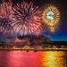 Feux d'artifice du 14 juillet, Brest 2016 (1)