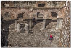 Interior del castillo (José Antonio Domingo RODRÍGUEZ RÓDRÍGUEZ) Tags: españa ávila mombeltrán airelibre arquitectura castillo iglesia edificio naturaleza pueblo villa muro ruinas torre sonya6000 sigma30mm