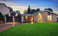 14 Ridgecrop Drive, Castle Hill NSW
